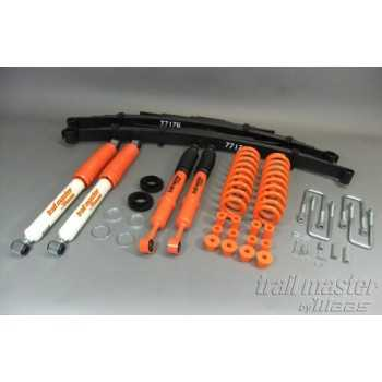 Kit suspension Trail Master + 50/60 mm Toyota Hilux Vigo 2005-2016