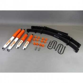 Kit suspension Trail Master + 30/50 mm Mitsubishi L200 1995-2006
