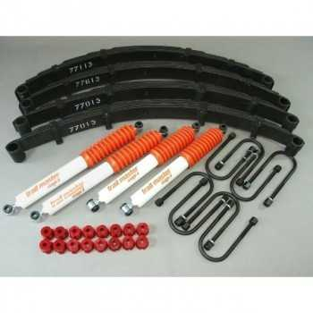 Kit suspension Trail Master + 60 mm Toyota BJ 42 1980-1984