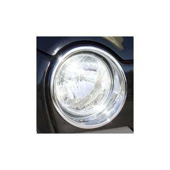 Enjoliveur de phare Jeep Liberty KJ 2002-2004