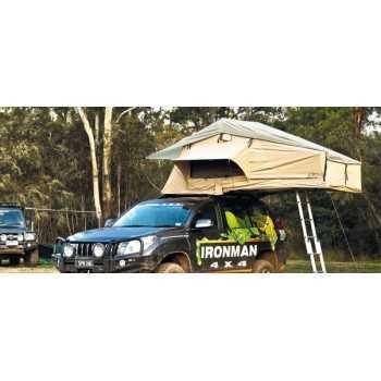 Tente de toit de luxe IRONMAN avec echelle 1,4 M X 2,4 M