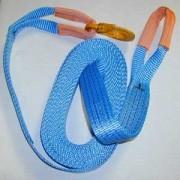 Sangle boucle-crochet 10 mètres 10 tonnes