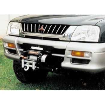 Platine de treuil Mitsubishi L200 K74 1997-2006