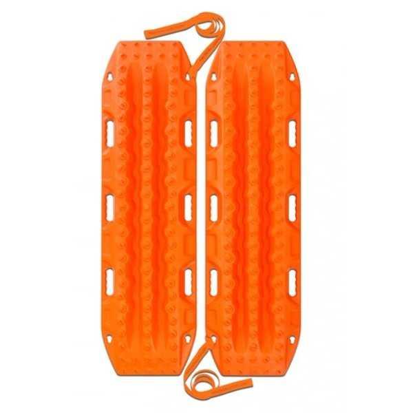Plaque de desensablage MAXTRAX orange dimensions 1,25 m long X 0,40 m