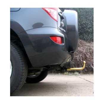 Attelage Toyota Rav 4 III 02/2006-11/2013 sans roue de secours sur la porte arrière