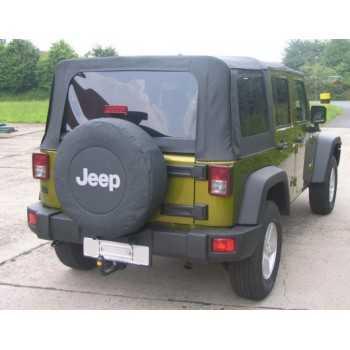 Attelage Jeep Wrangler JK 2007-2018 3 & 5 Portes