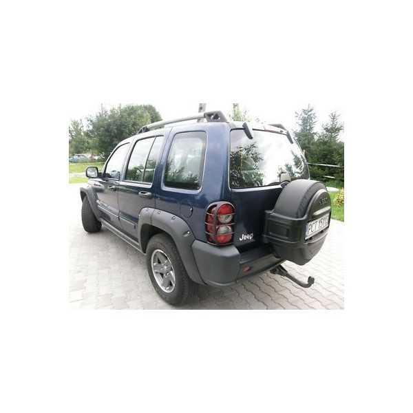 Attelage Jeep cherokee 04/2001-06/2008