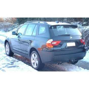 ATTELAGE LOURD BMW X3 2004-2010