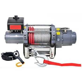 TREUIL 24 volts DV18 Force 8000 kg