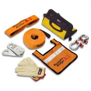KIT DE TREUILLAGE RUGGED RIDGE 9 Tonnes