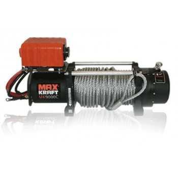 TREUIL MAX KRAFT  MK9000C 12 VOLTS 4T082