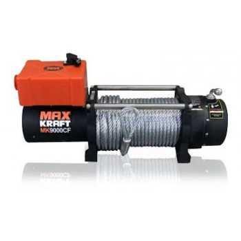 TREUIL MAX KRAFT  MK9000CF 12 VOLTS 4T082