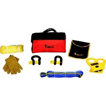 KIT TREUILLAGE AVEC CORDE SYNTHETIQUE 15M