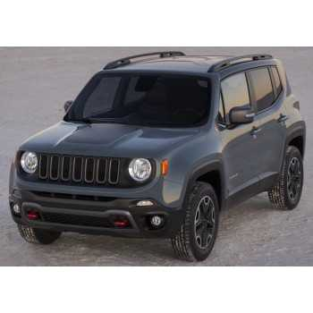Attelage Jeep Renegade 10/2014+