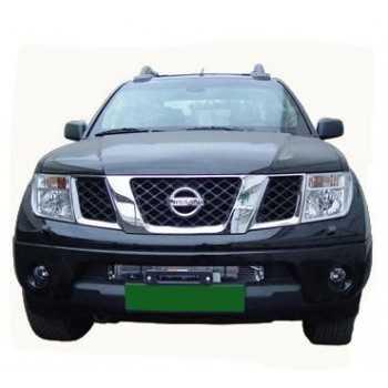 Platine de treuil Nissan Navara D40 - Pathfinder R51 2005-2010