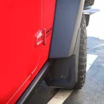 Bavettes avant Jeep Wrangler JK 2007-2017