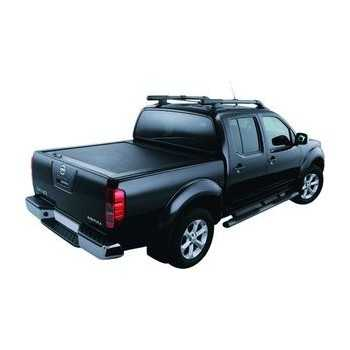 Roll top cover JACKRABBIT Nissan Navara 2005-2015 4 portes