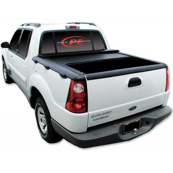 ROLL TOP COVER JACKRABBIT MITSUBISHI L200 CLUB CAB 2 Ptes 2006-2015