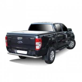 Tonneau cover UPSTONE aluminium Ford Ranger 2012- 4 portes