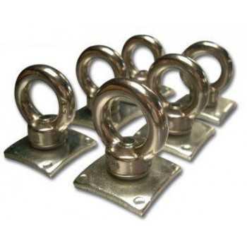 Anneaux de sanglage inox pour tonneau cover aluminium UPSTONE
