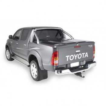 Tonneau cover EGR Toyota Hilux Vigo 4 portes 2005-2015 avec arceau