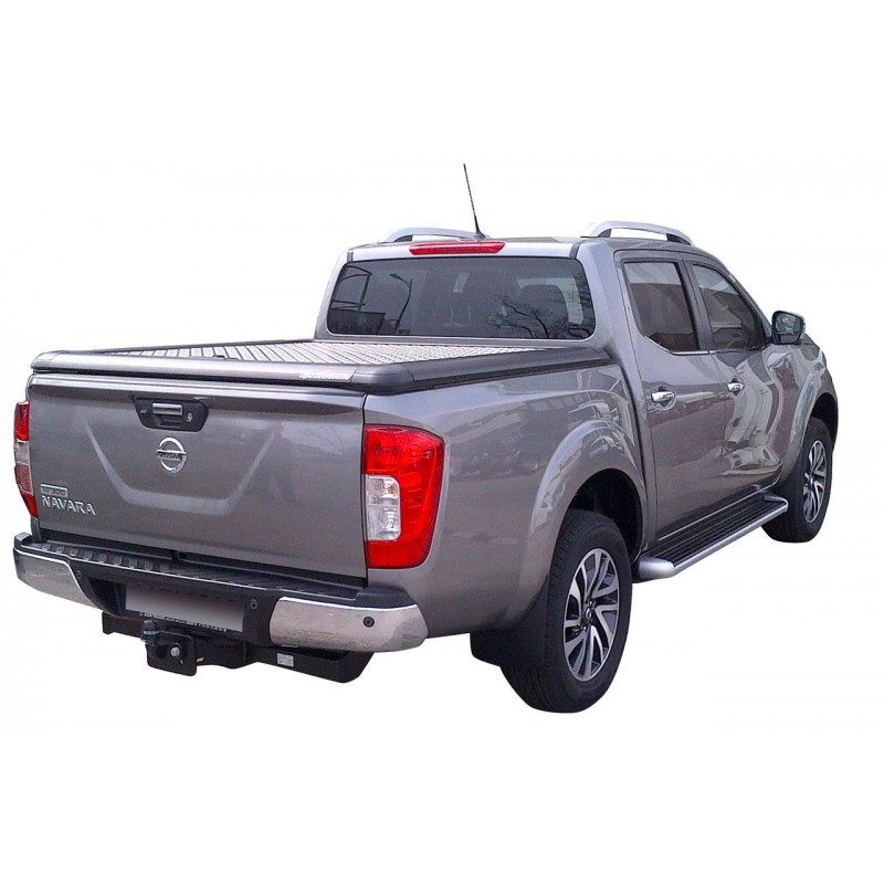 tonneau cover alu nissan navara np 300 4 portes 2016 cash 4x4 equipements. Black Bedroom Furniture Sets. Home Design Ideas