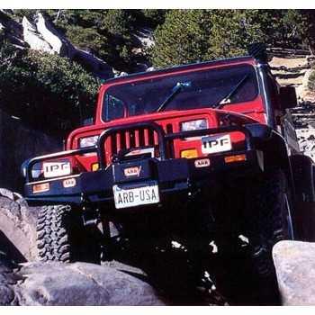 Snorkel safari Jeep Wrangler YJ 1986-1995