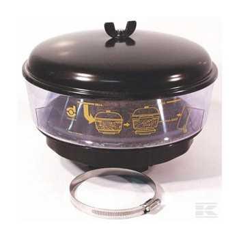 PRE-FILTRE CYCLONIQUE diamètre Ext.270 mm diamètre d'entré 96 mm