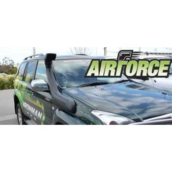 SNORKEL AIR FORCE TOYOTA HILUX 2005-2011 3L D4D TDI