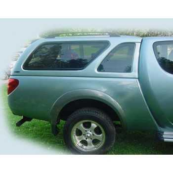 Hard top CARRYBOY Mitsubishi L200 club cab 2006-2012