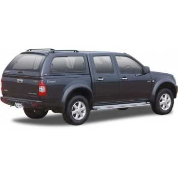 Hard top ALPHA Isuzu D-Max 4 portes 2012-