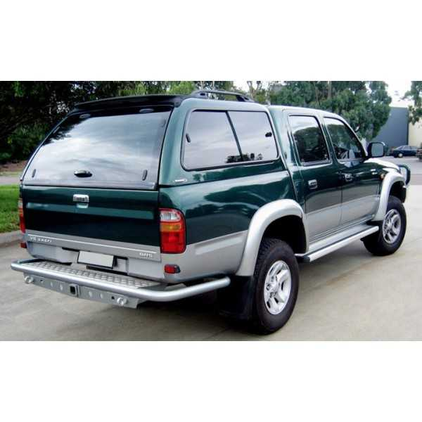 Hard top CARRYBOY blanc Toyota Hilux 1998-2004