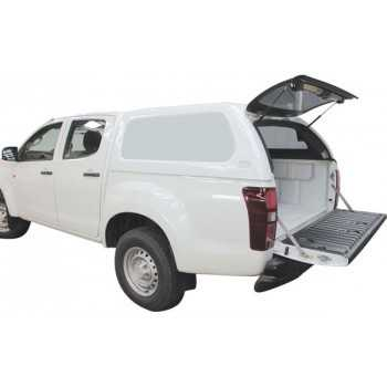 Hard top MAXTOP sans vitres Ford Ranger 2012-2018 4 portes