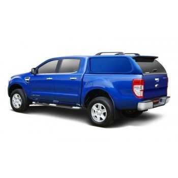 Hard top SLINE GLS sans vitres laterales Ford Ranger Super cab 2012+