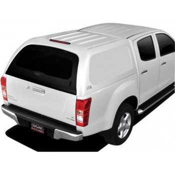 Hard top MAXTOP sans vitres Isuzu D-Max Crewb Cab 2012-