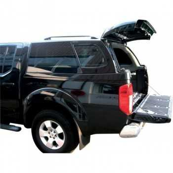 Hard top acier Mitsubishi L200 2010- 4 portes benne longue