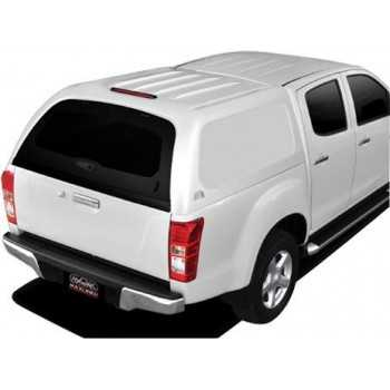 Hard top MAXTOP s/vitres latérales Nissan navara D40 2005- 4 portes