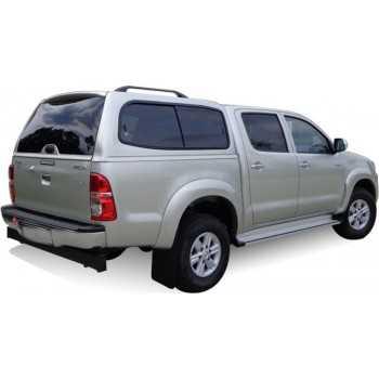 Hard top acier V2 SMMV2 Toyota Hilux EXTRA CAB 2005-2015 ARGENT