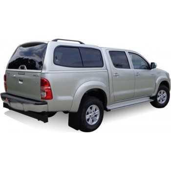 Hard top acier V2 SMMV2 Toyota Hilux EXTRA CAB 2005-2015