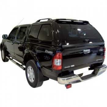 HARD TOP CARRYBOY ISUZU D-MAX DOUBLE CAB SS VITRE LATERALE 2003-2011