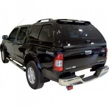 Hard top CARRYBOY Isuzu D-Max sans vitre latérale 2003-2011 4 portes