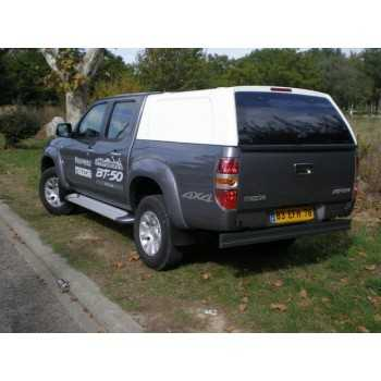 HARD TOP POLYBOY S-VITRES FORD RANGER-MAZDA BT50 SUPER CAB 2 Portes 2013-2015