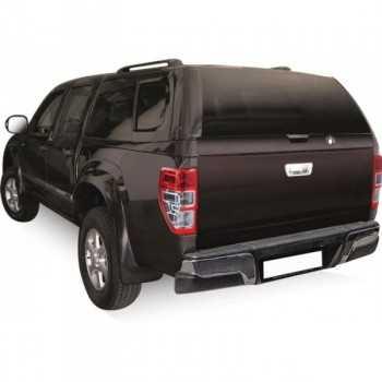 Hard top acier noir 16W Ford Ranger 2012- 4 portes