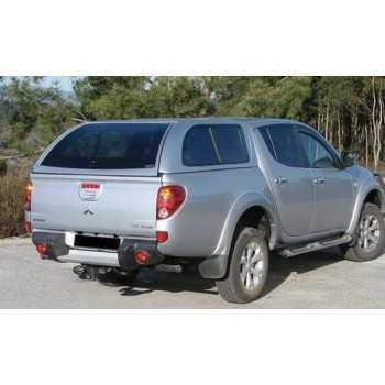 Hard top star-lux a/vitres latérales Mitsubishi L200 2006-2010 4 portes