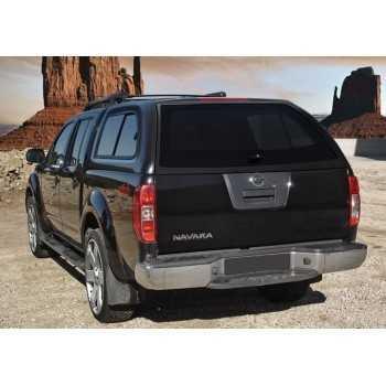 Hard top Star-lux a/vitres latérales Nissan Navara D40 2005-2010 4 portes