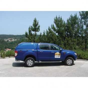 Hard top STAR-LUX sans vitres latérales Ford Ranger 4 Portes 2012+