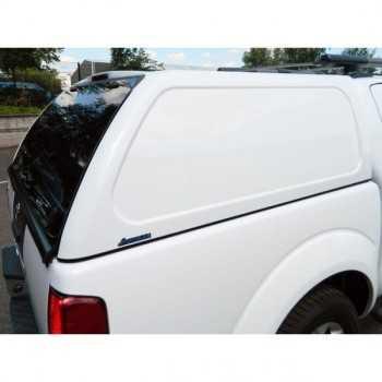 Hard top AEROKLAS non vitre Isuzu D-Max 2012+ 4 portes