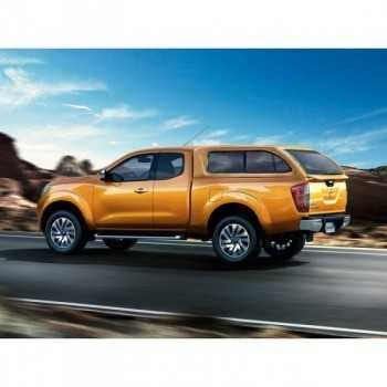 Hard top star-lux a/vitres laterales Nissan Navara NP300 2016+ 2 portes