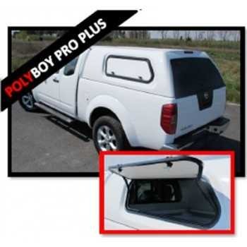 Hard top POLYBOY PRO plus Toyota Hilux 4 Portes 2016+