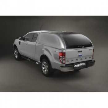 Hard top Star-lux s/vitre latérales Ford Ranger 2009-2012 2 portes